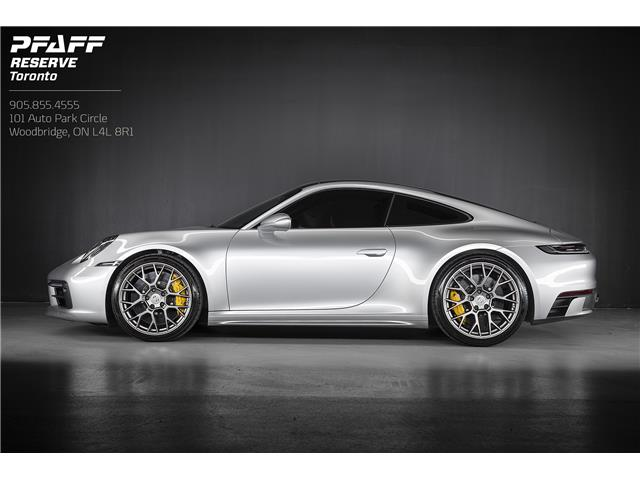 2020 Porsche 911 Carrera 4S (Stk: ) in Woodbridge - Image 1 of 20
