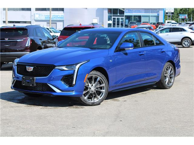 2020 Cadillac CT4 Sport (Stk: 3050018) in Toronto - Image 1 of 29