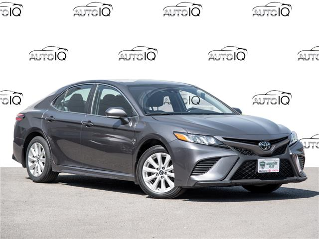 2019 Toyota Camry SE (Stk: 3799R) in Welland - Image 1 of 24