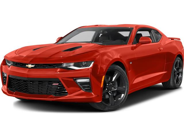 Used 2018 Chevrolet Camaro 2SS HOT WHEELS EDITION CONVERTIBLE - Edson - Bannister Chevrolet Buick GMC Ltd