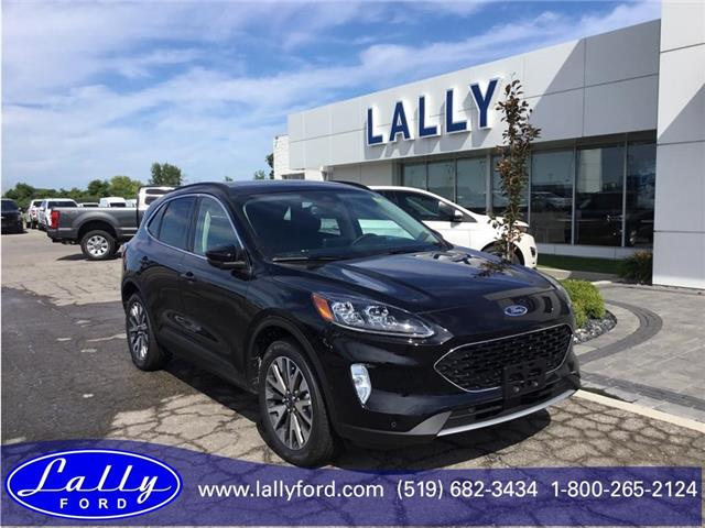 2020 Ford Escape Titanium (Stk: EP26755) in Tilbury - Image 1 of 9