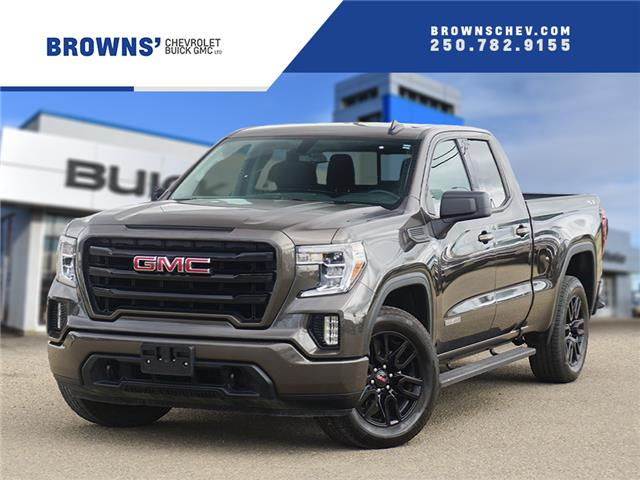 2019 GMC Sierra 1500 Elevation (Stk: 4509A) in Dawson Creek - Image 1 of 15