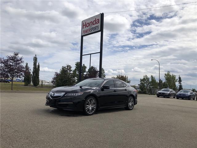 2016 Acura TLX Tech (Stk: P20-018) in Grande Prairie - Image 1 of 20