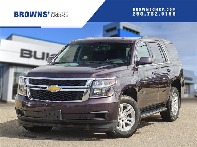 2015 Chevrolet Tahoe LS (Stk: T20-1440A) in Dawson Creek - Image 1 of 7