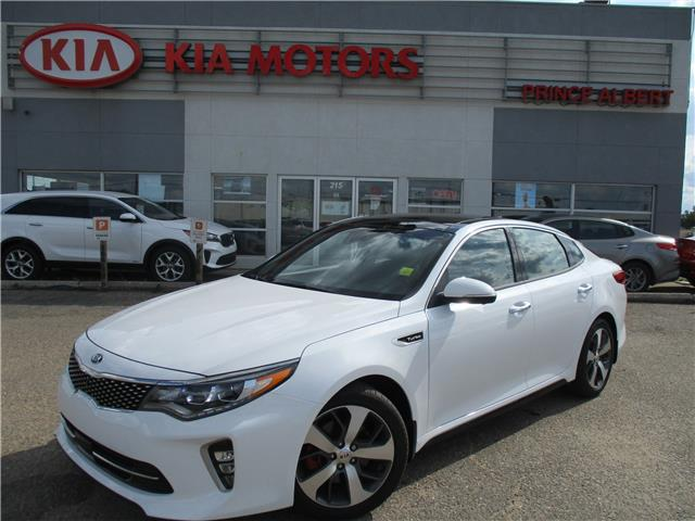 2018 Kia Optima SXL Turbo (Stk: B4161) in Prince Albert - Image 1 of 16