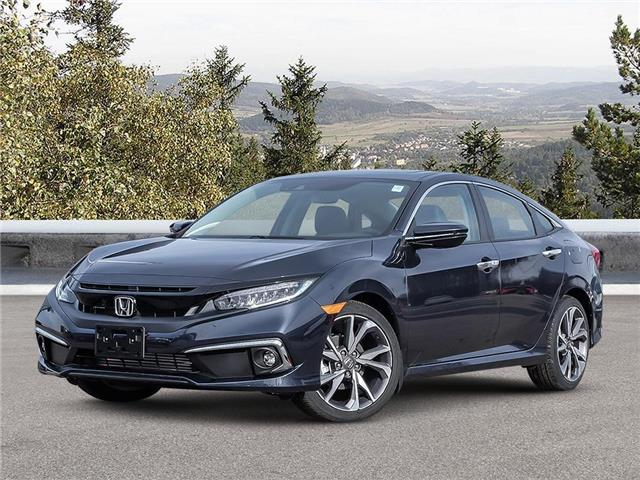 2020 Honda Civic Touring (Stk: 20672) in Milton - Image 1 of 23