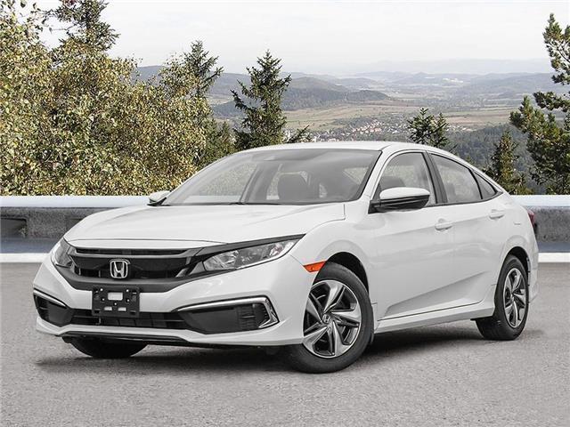 2020 Honda Civic LX (Stk: 20673) in Milton - Image 1 of 23