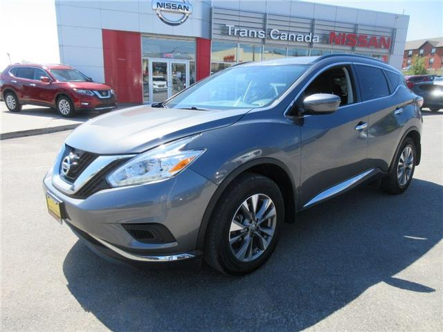 2016 Nissan Murano  (Stk: 91552A) in Peterborough - Image 1 of 19