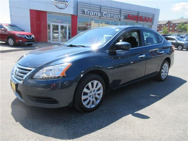 2013 Nissan Sentra  (Stk: 91478A) in Peterborough - Image 1 of 17