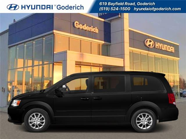 2013 Dodge Grand Caravan NAV, LEATHER, HEATED STEERING, STOW N GO (Stk: 95035B) in Goderich - Image 1 of 1