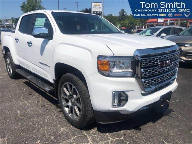 2021 GMC Canyon Denali (Stk: 210008) in Midland - Image 1 of 9