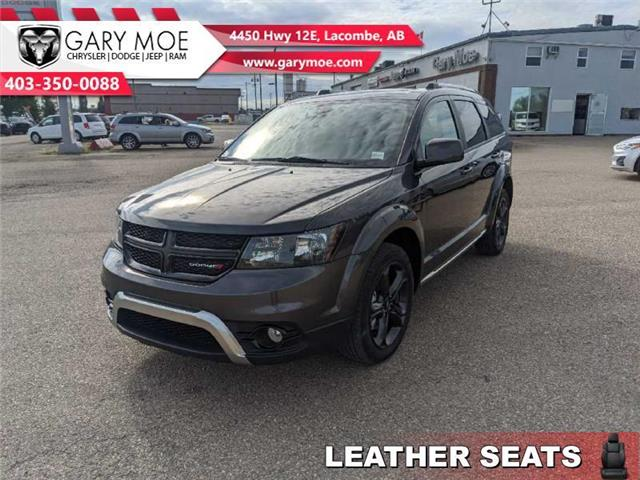 2019 Dodge Journey Crossroad (Stk: FP0395) in Lacombe - Image 1 of 16