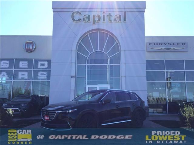 2019 Mazda CX-9 Signature (Stk: P2981) in Kanata - Image 1 of 25