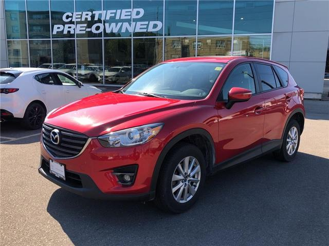 2016 Mazda CX-5 GS (Stk: P2164) in Toronto - Image 1 of 28