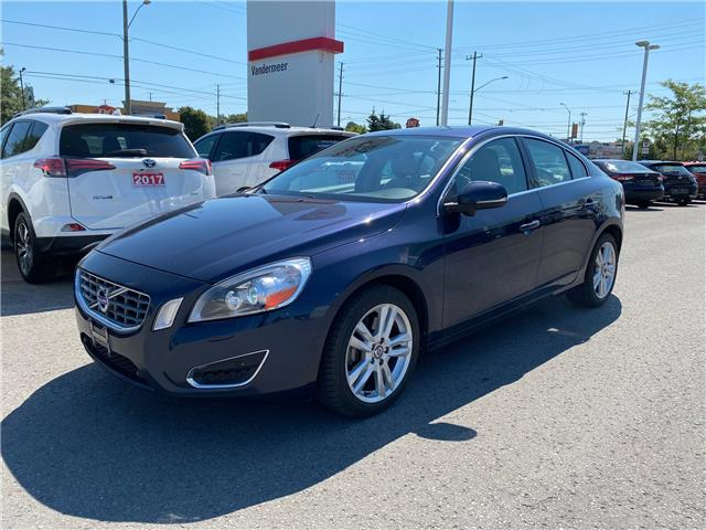 2013 Volvo S60 T5 Premier Plus (Stk: TW226A) in Cobourg - Image 1 of 1