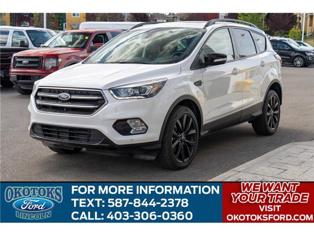 2019 Ford Escape Titanium (Stk: B81712) in Okotoks - Image 1 of 26
