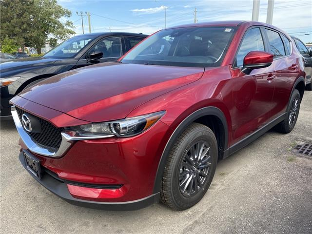2020 Mazda CX-5 GX (Stk: T2040) in Woodstock - Image 1 of 1