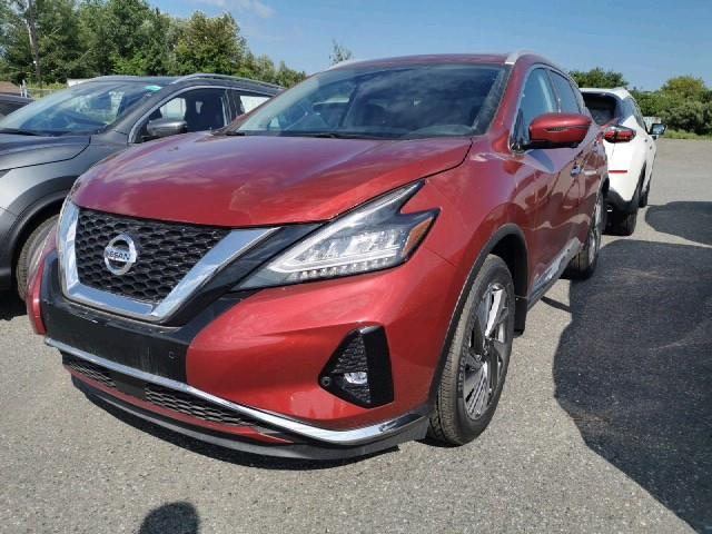2020 Nissan Murano SL (Stk: CLN126948) in Cobourg - Image 1 of 2