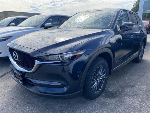 2020 Mazda CX-5 GX (Stk: T2039) in Woodstock - Image 1 of 1