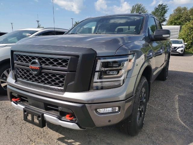 2020 Nissan Titan PRO-4X (Stk: CLN501411) in Cobourg - Image 1 of 10