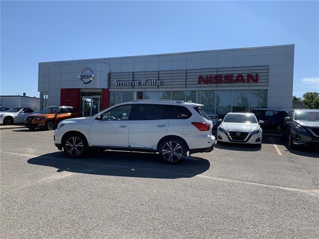 2020 Nissan Pathfinder Platinum (Stk: 20-037) in Smiths Falls - Image 1 of 13