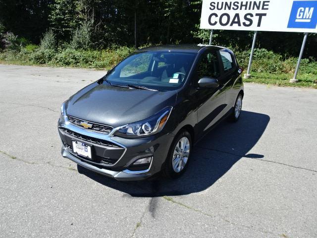 2021 Chevrolet Spark 1LT CVT (Stk: EM702595) in Sechelt - Image 1 of 16