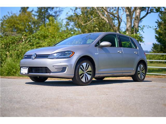 2020 Volkswagen e-Golf Comfortline (Stk: LG908884) in Vancouver - Image 1 of 23