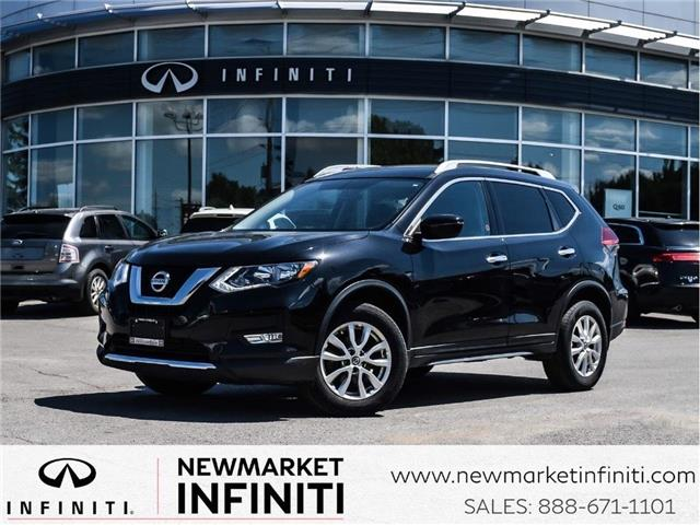 2017 Nissan Rogue SV (Stk: UI1375) in Newmarket - Image 1 of 20