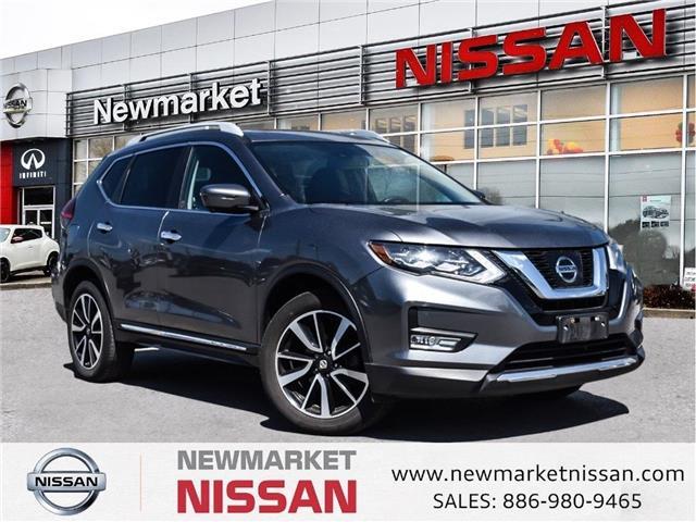 2017 Nissan Rogue SL Platinum (Stk: UN1136) in Newmarket - Image 1 of 21