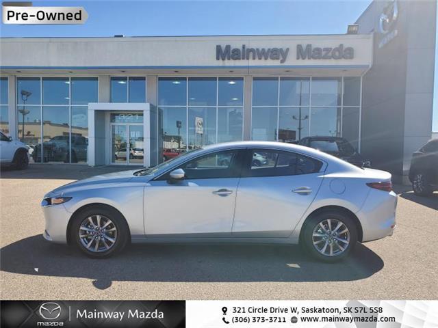 2019 Mazda Mazda3 GS Auto FWD (Stk: M19138) in Saskatoon - Image 1 of 24