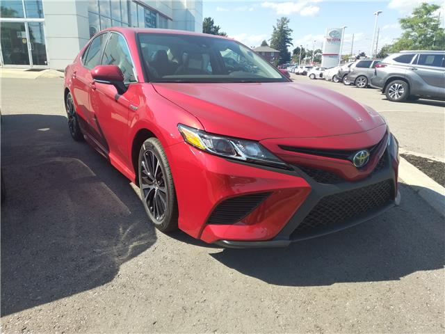 2020 Toyota Camry Hybrid SE (Stk: CW115) in Cobourg - Image 1 of 11