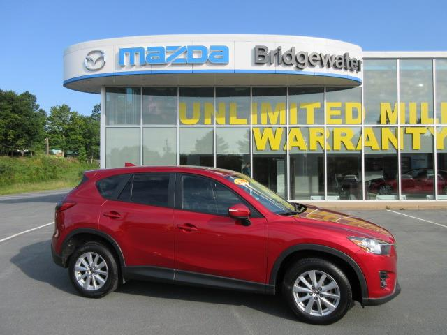 2016 Mazda CX-5 GS (Stk: ) in Hebbville - Image 1 of 18