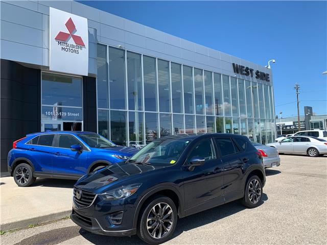 2016 Mazda CX-5 GT (Stk: BM3805) in Edmonton - Image 1 of 28