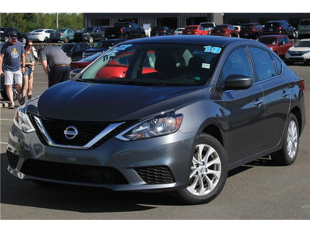 2019 Nissan Sentra 1.8 SV (Stk: 200801A) in Fredericton - Image 1 of 22