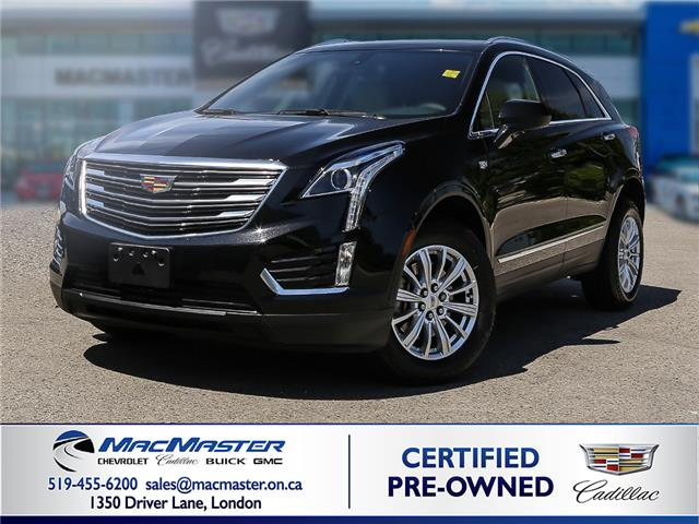 2017 Cadillac XT5 Base (Stk: L71082A) in London - Image 1 of 10