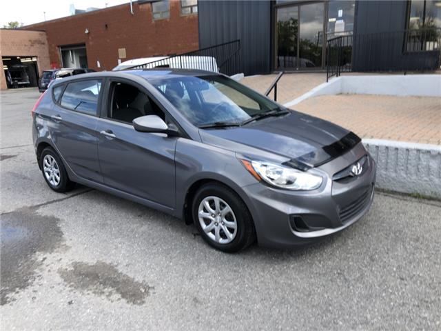 2013 Hyundai Accent GL (Stk: ) in Ottawa - Image 1 of 13