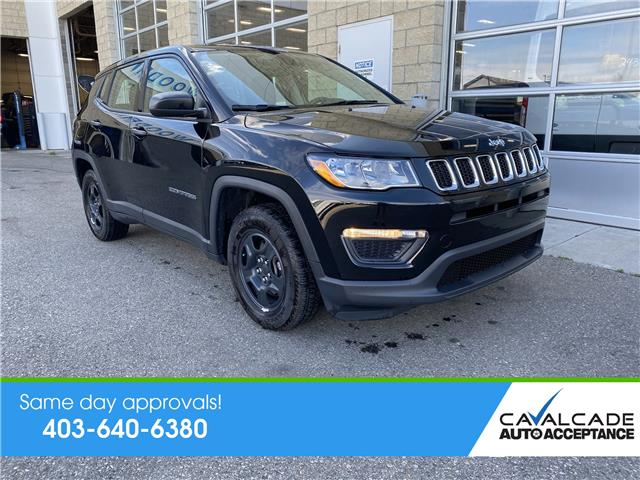 2018 Jeep Compass Sport (Stk: 60873) in Calgary - Image 1 of 21
