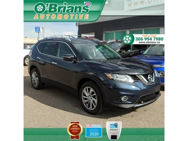 2015 Nissan Rogue SL (Stk: 13655A) in Saskatoon - Image 1 of 23