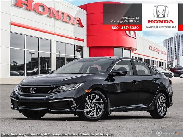 2020 Honda Civic EX w/New Wheel Design (Stk: 21132) in Cambridge - Image 1 of 24