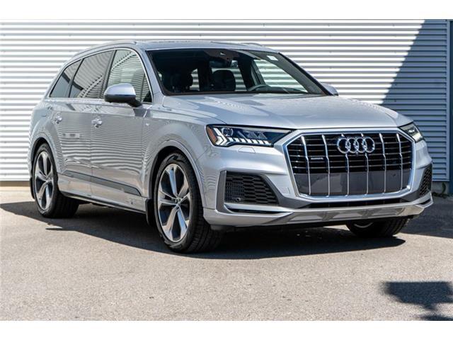 2020 Audi Q7 55 Technik (Stk: N5648) in Calgary - Image 1 of 19