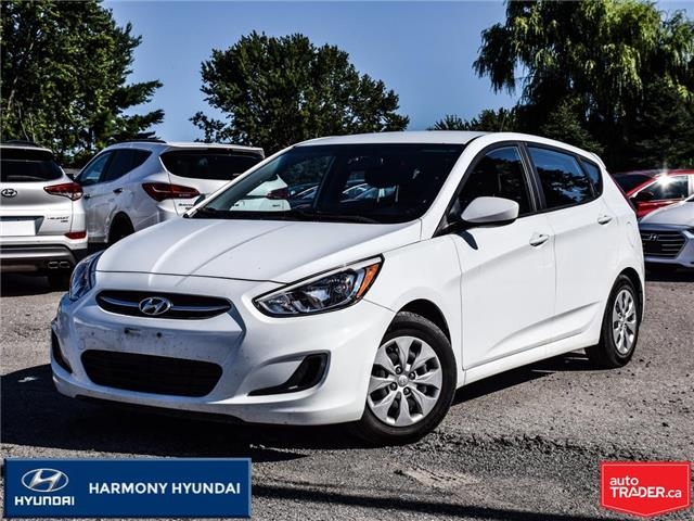 2016 Hyundai Accent GL (Stk: 20337A) in Rockland - Image 1 of 25