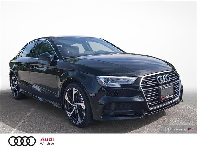 2020 Audi A3 45 Progressiv (Stk: 9990) in Windsor - Image 1 of 30