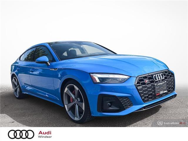 2020 Audi S5 3.0T Technik (Stk: 9992) in Windsor - Image 1 of 30