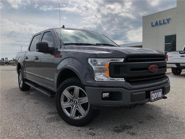 2018 Ford F-150 XLT (Stk: S6709A) in Leamington - Image 1 of 25