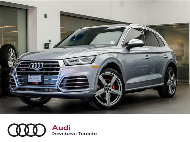 2019 Audi SQ5 3.0T Technik (Stk: P3853) in Toronto - Image 1 of 29