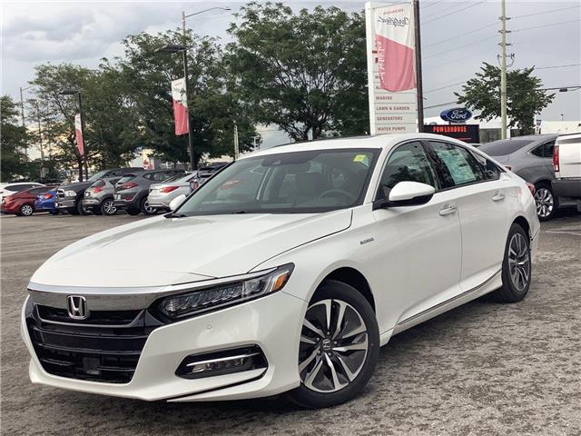 2020 Honda Accord Hybrid Touring (Stk: 20544) in Barrie - Image 1 of 24