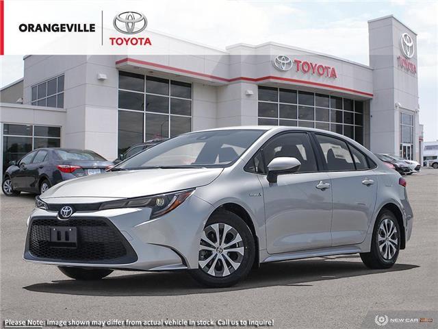2021 Toyota Corolla Hybrid Base w/Li Battery (Stk: 21006) in Orangeville - Image 1 of 23