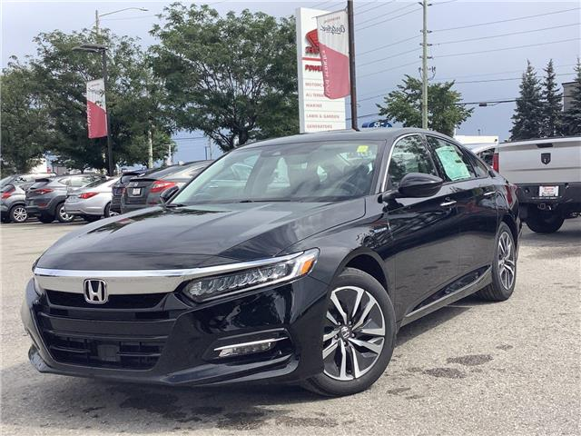 2020 Honda Accord Hybrid Touring (Stk: 20768) in Barrie - Image 1 of 24