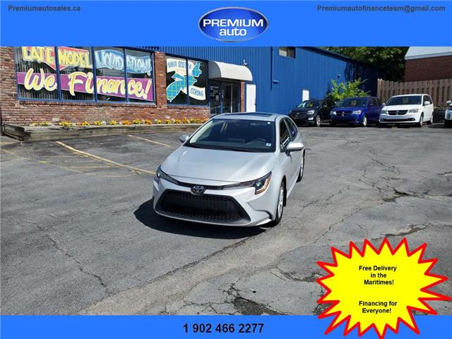 2020 Toyota Corolla LE (Stk: 019102) in Dartmouth - Image 1 of 21