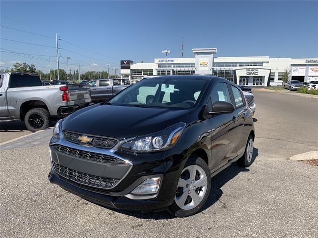 2021 Chevrolet Spark LS Manual (Stk: MC700855) in Calgary - Image 1 of 14